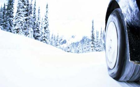 Diez consejos para utilizar los neumáticos en invierno.